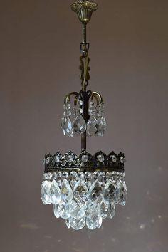 Kronleuchter, Glaskristalle, Edel Jetzt Bestellen Unter:  Https://moebel.ladendirekt.de/lampen/deckenleuchten/kronleuchter /?uidu003da3ebd077 Bd13 532d Bu2026