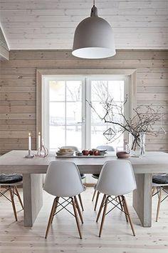 Estilo Escandinavo de decoração: como utilizar sem erro