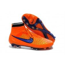 the best attitude f0ff5 45edd Discount Nike Magista Obra FG Orange Blue cheap football shoes Cheap  Football Shoes, Nike Football