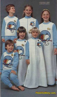I remember looking at the JCPenney catalog and loving that these had Snoopy on them.