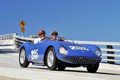 1954 Ferrari 500 Mondial Pinin Farina Spyder Series I