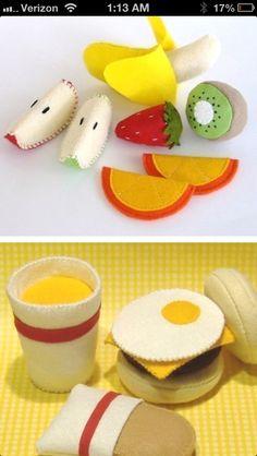 Play fruit!