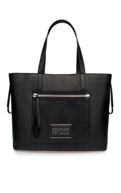 Handväska IT Saffiano Tote BLACK - Marc by Marc Jacobs - Designers - Raglady
