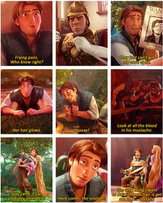 Flynn Rider :D.. Haha sorry I'm watching tangled right now I just thought all you should know that Flynn rider is adorable :p