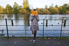 Hyde Park | A series of Serendipity  <3 London - Autumn Melina souza photo by Sharon Eve Smith