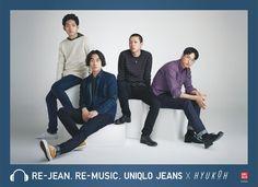"""HYUKOH - Uniqlo Jeans x Hyukoh Concert """"Re-Jean, Re-Music"""""""