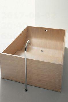 The Woodline Plywood Bathtub