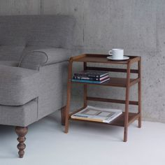May - Nightables - Bedroom Furniture - Bed + Bath