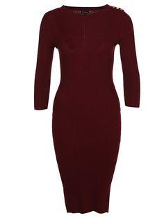L Knit Dress
