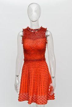 Ronny Kobo Crayola dress for Bloomingdale's   photo Matthew Carasella