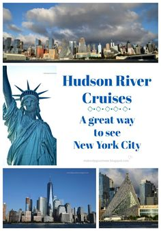 What is your perspective on New York City? Hudson River Cruises, Little Red Lighthouse, Yacht Cruises, 7 Continents, Manhattan Skyline, Famous Landmarks, George Washington Bridge, World Trade Center, Birds Eye View