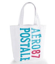 Cute aero purse/beach bag