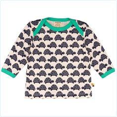 Shirt Schildkröte navy - loud and proud - Kindermode - Bio-Baumwolle - www.lolakids.de