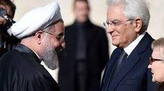 Culmina viaje del presidente iraní en Italia y el Vaticano - http://bambinoides.com/culmina-viaje-del-presidente-irani-en-italia-y-el-vaticano/