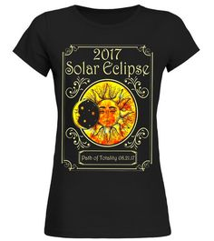"""# 2017 Solar Eclipse Path Of Totality Art Moon And Sun T-shirt .  Special Offer, not available in shops      Comes in a variety of styles and colours      Buy yours now before it is too late!      Secured payment via Visa / Mastercard / Amex / PayPal      How to place an order            Choose the model from the drop-down menu      Click on """"Buy it now""""      Choose the size and the quantity      Add your delivery address and bank details      And that's it!      Tags: This awesome Sun and…"""