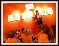 Grazie ai piccoli #scuolainfanzia #Malaguzzi #Pescara al @MuseoPaparella #MuseumSchool #didattica #Picasso #Chagall