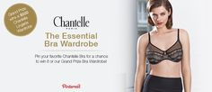 "Pin to win for a chance to win the grand prize of $500.00 to us.chantelle.com  Easy to enter: 1. Follow ChantelleUS on Pinterest 2. Find your favorite Chantelle product from our ""Fall Winter 2015 Collection"" board and repin it to any of your personal public boards. 3. Submit the URL link to your pin and complete the short form."
