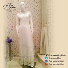 Weddingdress/3/2015/Airaweddinghijab