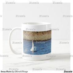 Swan Photo Coffee Mug