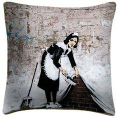Banksy is an England-based graffiti artist. His satirical street art and subversive epigrams combine irreverent dark humor with graffiti done in a distinctive Art Tours, Banksy, Chalk Art, Public Art, Graffiti Artist, Art, Street Art Banksy, Canvas Art, London Art