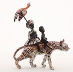 Leopard Rider AAA