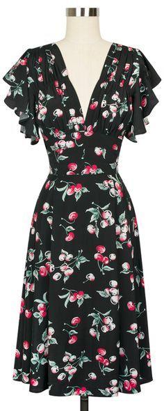 Trashy Diva Cherry Dress