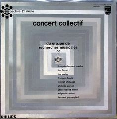 A Sound Awareness: Philips' Prospective 21e Siecle Records