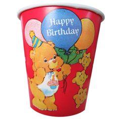 Care Bears Vintage 9oz Paper Cups (8ct)