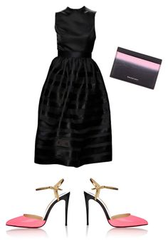 """""""Untitled #12286"""" by danisalalkamis ❤ liked on Polyvore featuring mode, Christian Dior, Christian Louboutin et Balenciaga"""