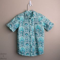 Tula Pink octopus shirt.  MUST MAKE THIS FOR LITTLE MAN!!!