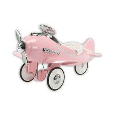 Pedal Cars: kids Pedal Planes, Fantasy Flyer Pedal Plane, Pedal Car -... via Polyvore