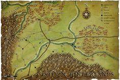 Maps of Greyhawk