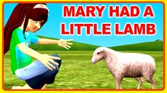 Popular Nursery Rhymes for Children in English | Mary Had A Little Lamb ...