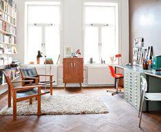 + 신혼집 서재(작업실) 인테리어 + : 네이버 블로그