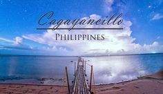 Video from a recent trip to Cagayancillo, showing off the amazing beauty of this island!