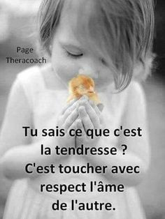 Tenderness is touching with Respect the Soul of the Other ! Romantic Love Messages, Romantic Love Quotes, Valentine's Day Quotes, Couple Quotes, Love Affirmations, Sweet Words, Positive Thoughts, Quotations, Inspirational Quotes
