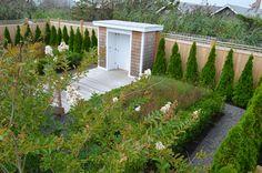 French Parterre Garden Design Ideas, Pictures, Remodel and Decor Landscape Design, Garden Design, Remodels, Garden Bridge, Gardens, Design Ideas, Outdoors, Outdoor Structures, French