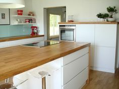kitchen island | von lea by the sea