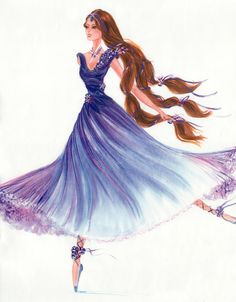 Barbie and the 12 Dancing Princesses- Courtney