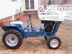 lawn tractor dual wheels | 1963 Sears Suburban 725, 8 HP B&S and dual wheel brakes Small Tractors, Old Tractors, Lawn Tractors, Wheel Horse Tractor, Lawn Mower Tractor, Lawn Equipment, Riding Mower, Antique Tractors, Outdoor Tools