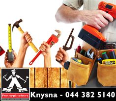 If you're working on a large-scale project, your attention is often divided between managing staff, materials, clients, finances and construction onsite. You're also likely working to a strict deadline. That's why #PennypinchersKnysna provide you with quick and useful services, enabling you to save time and money. You can visit us in store or contact us on 044 382 5140 for information. #DIY