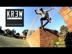 KR3W KLIPS: AUSTRALIAN KR3W