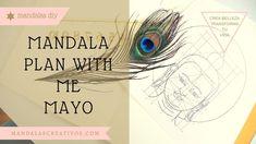 Mandala. PLAN WITH ME.  Mayo How To Plan, Mandalas, Artists, Life