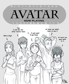 The Last Airbender Move reactions -- i like how Zuko talks about the OTHER Avatar movie lol