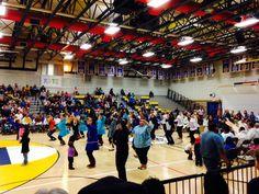 Welcome dance  Qatnut 2015