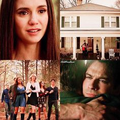 """""""Mi piace"""": 17.3 mila, commenti: 216 - Vampire Diaries/Originals (@tvdbadass) su Instagram: """"[8x16 Recap Part 2] (...) •Bonnie found a way to wake up Elena after all this time? But I'm just…"""""""