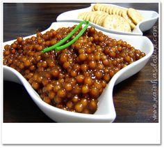 Caviar de Sagu - Rainhas do Lar