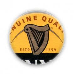 St-Patrick's day ! Badges Guinness