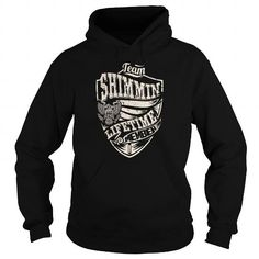 Awesome Tee Last Name, Surname Tshirts - Team SHIMMIN Lifetime Member Eagle T shirts