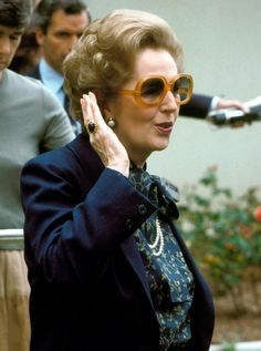 Sassy in 1983 Margareth Thatcher, The Iron Lady, British Prime Ministers, Winston Churchill, Special People, British History, Queen Elizabeth Ii, Politicians, Great Photos